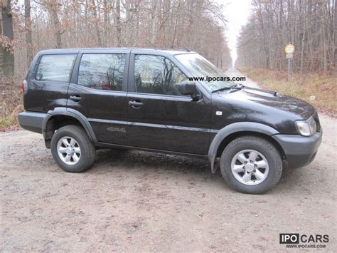 nissan terrano 2002 2002 nissan terrano ii 2 7 td sport car photo and specs