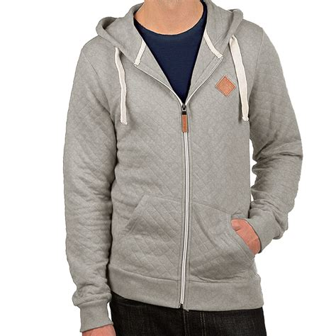Quilted Sweatshirt Jacket by Soul Quilted Zip Hoody Hooded Top