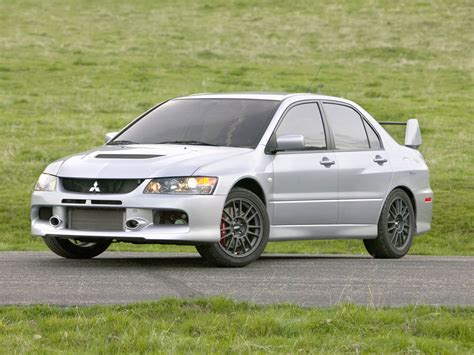 mitsubishi lancer evolution 9 2006 mitsubishi lancer evolution ix review supercars net
