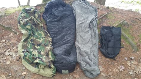 Sleeping Bag Us Army 2 types of sleeping bags to use on your bug out