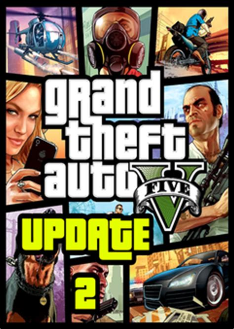 gta 5 / grand theft auto v update 2 cracked crackingpatching
