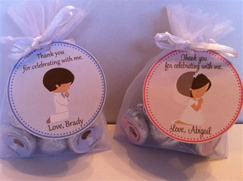 first communion favors - First Communion Giveaways