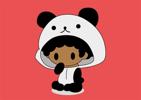 the gallery for gt chibi anime panda