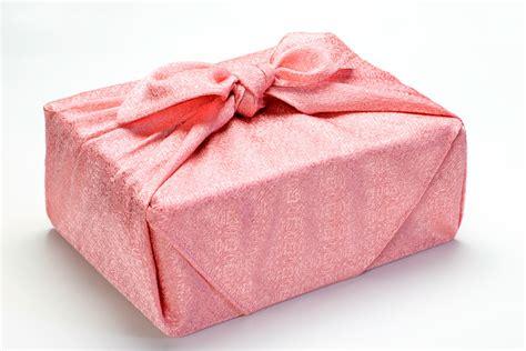 Als Geschenk Einpacken by Furoshiki Japanisch Geschenke Verpacken