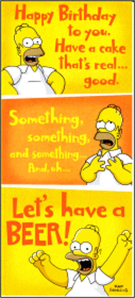 Simpsons Birthday Quotes Simpsons Birthday Quotes Quotesgram