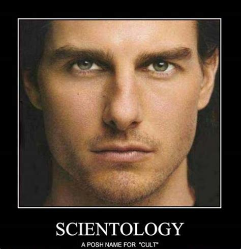 Posh Laughs Scientology Rumors by Tom Cruise Meme Meme