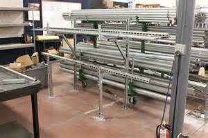 Shop The Racks New Custom Strut Rack Storage Stand For The Shop Laborsavers