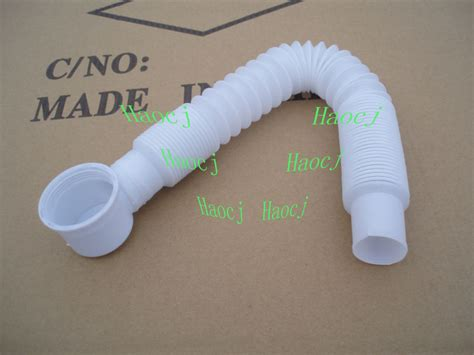 flexible bathtub bathtub drain cleaning flexible pipe bathroom flexible drain plastic pipe for sink