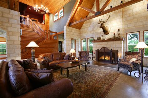 country home interior decorating your hill country home brushy topbrushy top
