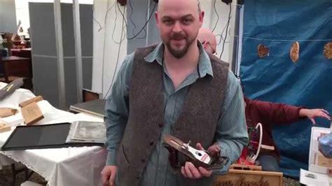 yandles woodworking show crimson custom guitars at yandles woodworking show