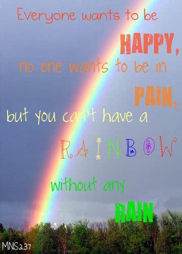 quotes  rainbows quotesgram