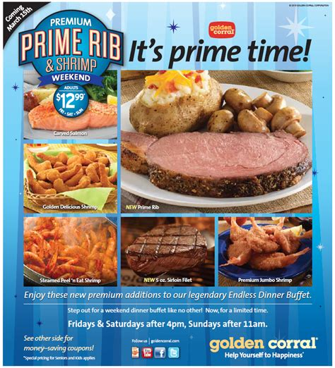 Free Printable Coupons Golden Corral Coupons Golden Buffet Coupons