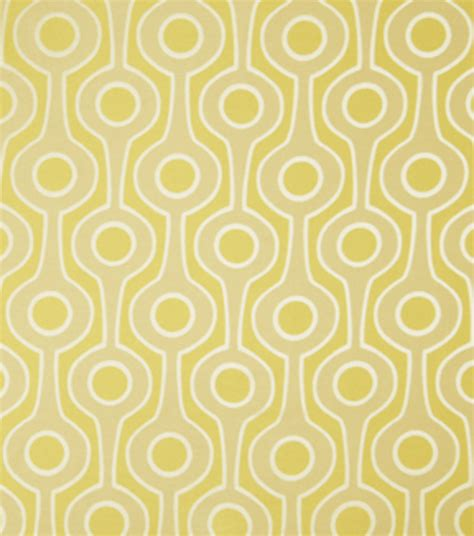 home decor print fabric eaton square continental lime