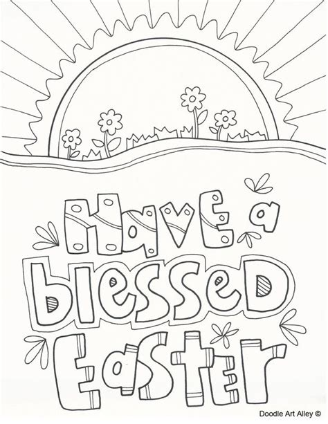 easter coloring pages jesus christ religious easter coloring page religious doodles
