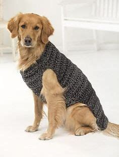 pattern for extra large dog coat free crochet dog sweater pattern must make in extra large