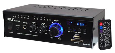 amazoncom home audio power amplifier system xw
