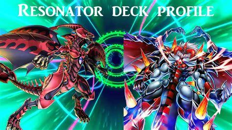Resonator Deck by Resonator Deck Profile