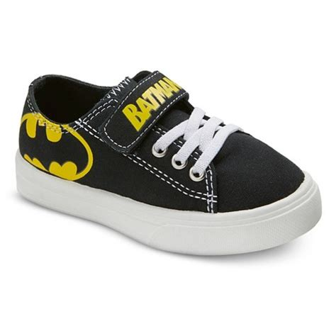 batman sneakers for toddlers batman toddler boy s sneakers black target