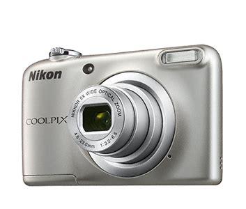 digital coolpix nikon coolpix a10 16mp 5x zoom digital compact