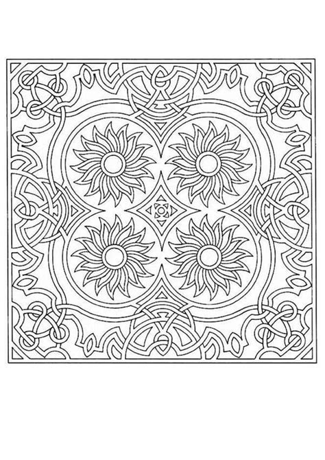 challenging mandala coloring pages difficult level mandala coloring pages difficult mandala
