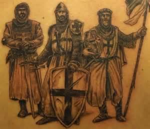 heaven light templar knights tattoos