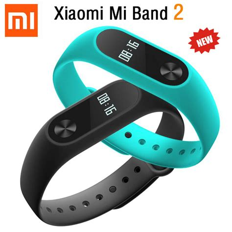 Xiaomi Mi Band 2 Oled Screen Protector Mijobs Original original xiaomi band 2 smart wristband xiaomi mi band 2 bracelet oled touch screen rate