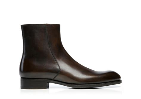 tom ford boots for tom ford wilson zip boot