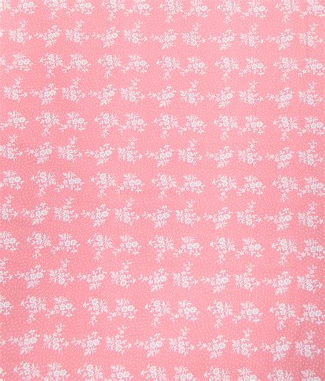 Patchwork And Quilting Fabrics - patchwork quilting sewing fabric apricot pink white