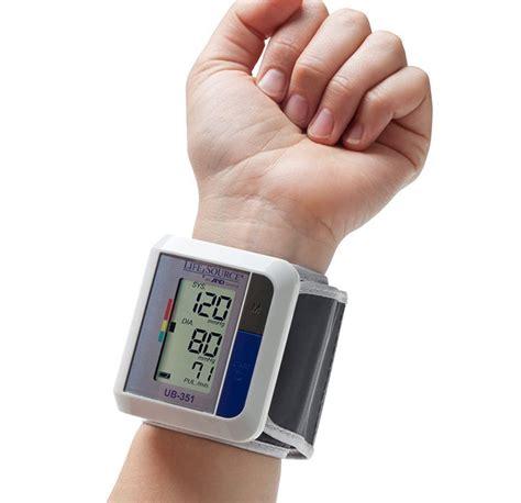best blood pressure monitor top 10 best wrist blood pressure monitors in 2018 reviews