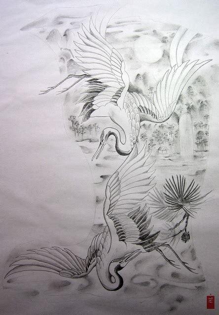 stork tattoos designs 1000 ideas about japanese sleeve tattoos on