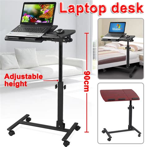 Adjustable Portable Laptop Lazy Table Stand Lap Sofa Bed Standing Laptop Desk Adjustable