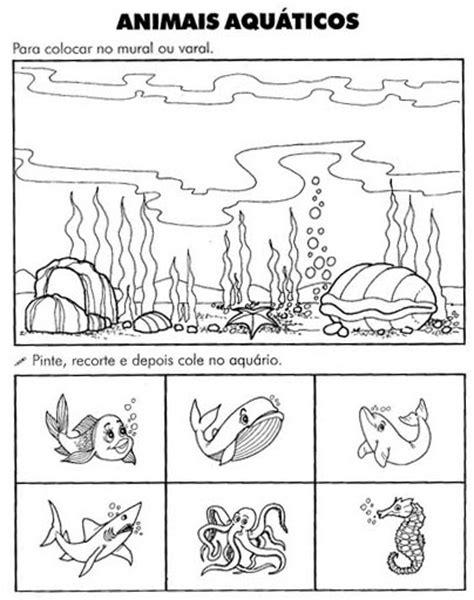 O mundo colorido: Atividades Sobre Animais-Parte 2