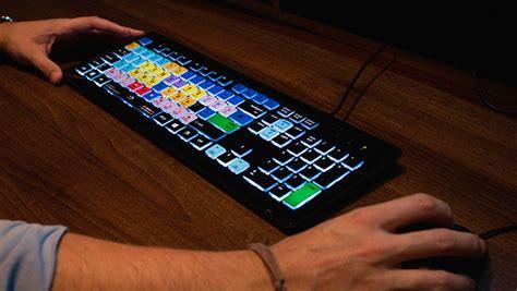 adobe premiere pro laptop editors keys ekprebl003 pc backlit dedicated keyboard for