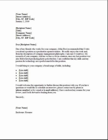 simple cover letters for resume cover letter exles sles free edit with word