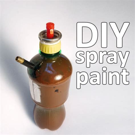 how does it take for spray paint to diy spray paint