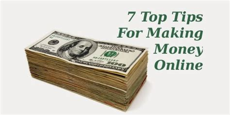 Making Money Online For Free From Home - 7 proven ways to make money online from home
