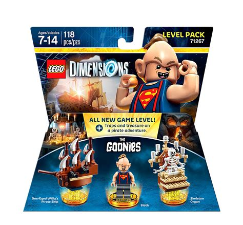 hermione bateau dimension opens preorders for lego dimensions goonies harry