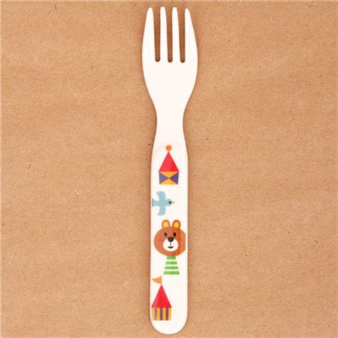 Pigeon Spoon Fork Set With Travel Import Sendok Makan Bayi kawaii bird spoon fork cutlery from japan cutlery bento boxes shop modes4u