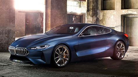 upcoming bmw 8 series coupe previewed with the concorso