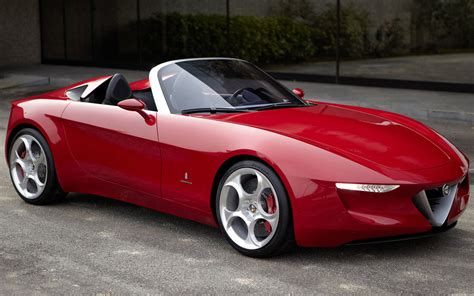 Alfa Romeo Mazda Next Mazda Mx 5 To Spawn New Alfa Romeo Spider Official