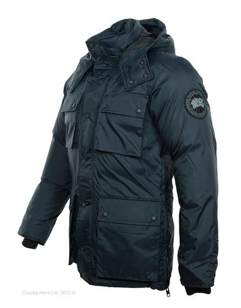 canada goose navy s canada canada goose men s manitoba jacket navy country attire