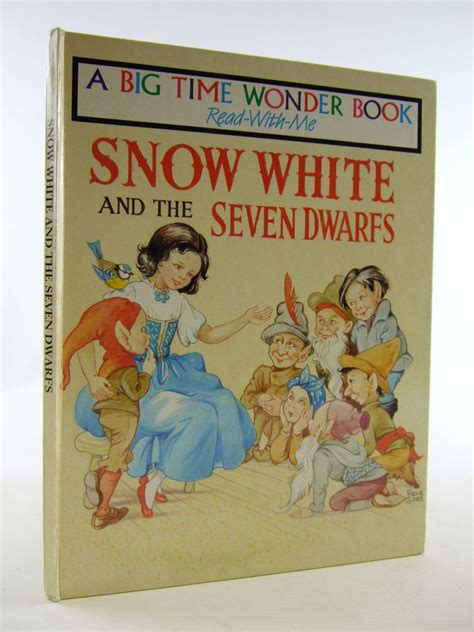 snow white story book with pictures books collectible books 2nd big time
