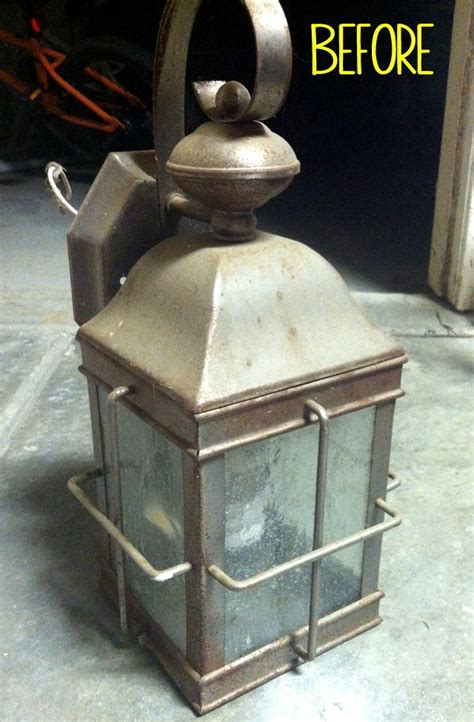 turn porch light into outlet 1000 ideas about patio lanterns on patio