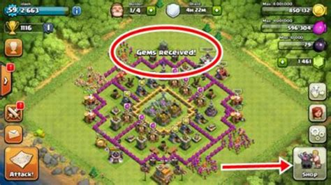 free gems for clash of clans android free gems clash of clans android