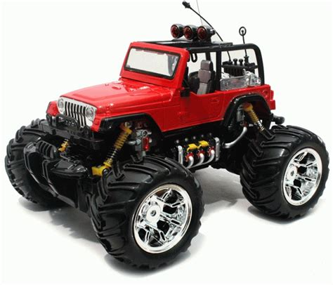 Mobil Rc Road By Indah Toys jual rc bigfoot jeep toys warehouse