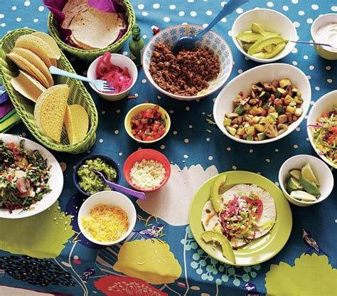 toppings for taco bar 5 kid friendly cinco de mayo recipes central penn parent