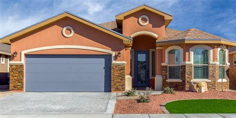 home el dorado homes el paso home builderel dorado