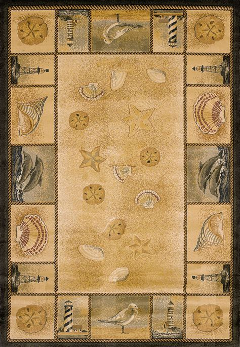 nature themed area rugs genesis beachcomber area rug by united weavers carpetmart