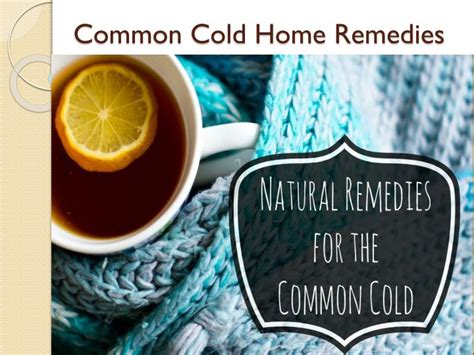 ppt common cold treatment clinic bukit timah powerpoint