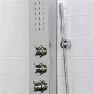 vigo vg08009 shower panel with system